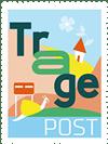 TragePost Logo