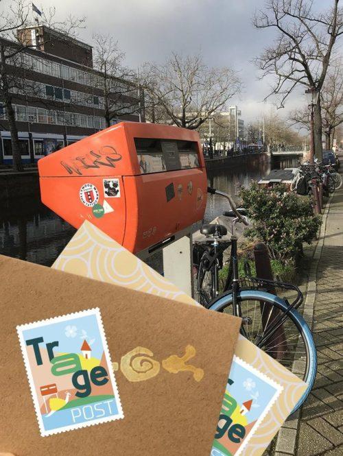 TragePost Amsterdam