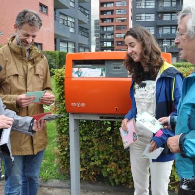 TragePost Leidsche Rijn feest 2021
