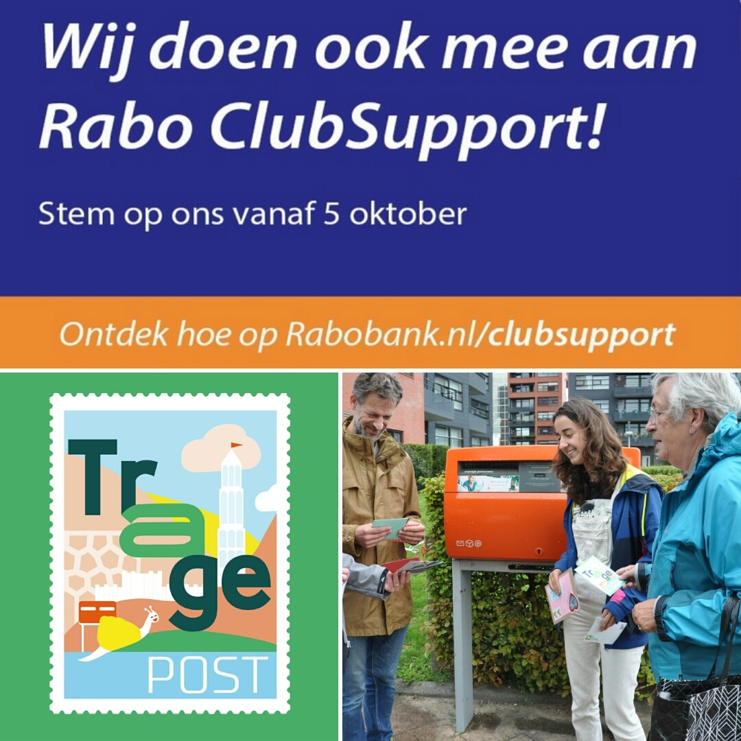 TragePost Rabo ClubSupport